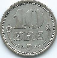 Denmark - Christian X - 10 Øre - 1919 - KM818.2 - Denmark