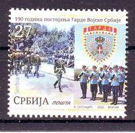 Serbia 2020 190 Y. Army Serbia MNH - Serbia
