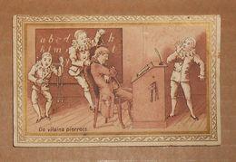 Chromo XIXe. Iatowski Jeune & Loiseau, Produits Chimiques, Poitiers. - Kaufmanns- Und Zigarettenbilder