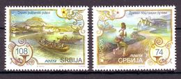 Serbia 2020 Europa (2) MNH - Serbia