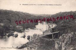 44 - BOUSSAYE - LA SEVRE ET LES COTEAUX A CHAUDRON - Boussay