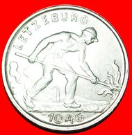 · LARGE SIZE (1946-1947): LUXEMBOURG ★ 1 FRANC 1946! LOW START ★ NO RESERVE! - Luxembourg