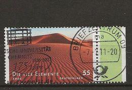 Die Vier Elemente. - Used Stamps