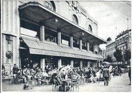 CP Grand Format Caen Avant 1944 La Brasserie Chandivert - Caen