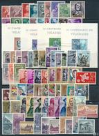 España   - Año Completo -  1961 Completo / Foto Generica ** - Annate Complete
