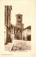 NEUFCHATEAU  -  Eglise Saint-Christophe - Neufchateau