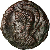 Monnaie, Constantinople, City Commemoratives, Nummus, 330-333, Lyon, TTB+ - 7. El Impero Christiano (307 / 363)