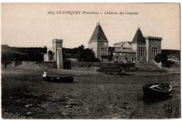 CPA 29 - LE CONQUET (Finistère) - 5825. Château Du Cosquiez - Le Conquet