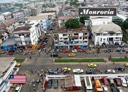 Liberia Monrovia Overview New Postcard - Liberia