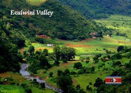 Swaziland Eswatini Ezulwini Valley New Postcard Swasiland AK - Swaziland