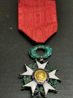 Médaille France, République Française 1870 Honneur Et Patrie Légion Of Honor - Otros