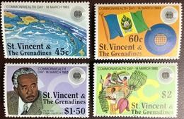 St Vincent 1983 Commonwealth Day MNH - St.Vincent (1979-...)