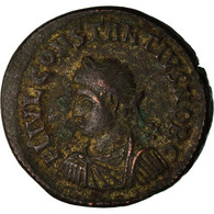Monnaie, Constance II, Nummus, Nicomédie, TTB, Cuivre - 7. El Impero Christiano (307 / 363)