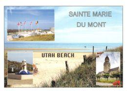 50-SAINTE MARIE DU MONT UTAH BEACH-N°3814-D/0359 - France