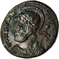 Monnaie, Constantinople, City Commemoratives, Nummus, 330-333, Lyon, TTB+ - 7. The Christian Empire (307 AD Tot 363 AD)