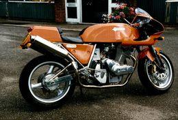 PALMELLI +-12,5cm X 18cm  Moto MOTOCROSS MOTORCYCLE Douglas J Jackson Archive Of Motorcycles - Other