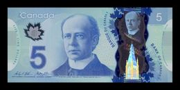 Canada 5 Dollars 2013 Pick 106b Polymer SC UNC - Canada