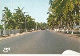CPM, Togo, N°10, Lomé, Boulevard De La République ,   Ed. Ekadi - Togo