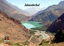 Tajikistan Iskanderkul Landscape New Postcard Tadschikistan AK - Tadzjikistan