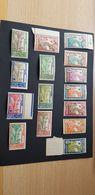 Guyane Yvert 109-132** - Unused Stamps