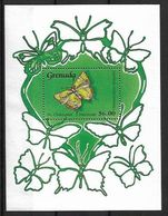 GRENADA 1989 BUTTERFLIES MNH - Butterflies