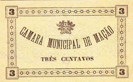 Portugal  Cédula De Mação 3 Centv.  Nº 1290 S/ Data - Portugal
