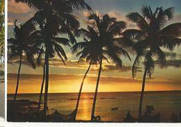CPM , Ile Maurice , N°74/031, Pointe Des Piments A L' Heure Du Crépuscule  Ed. Agfacolor ,1978 - Mauritius