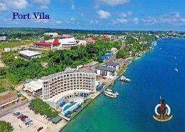 Vanuatu Efate Port Vila Overview New Postcard - Vanuatu