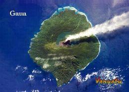 Vanuatu Gaua Island Volcano New Postcard - Vanuatu