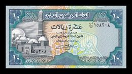 Yemen 10 Rials 1990 Pick 23a Sign 8 SC UNC - Yemen