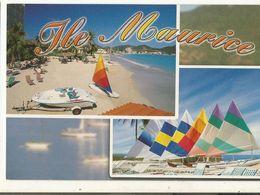 CPM , Ile Maurice , Multi-Vues ,Ed. SRD/A ,2004 - Mauritius
