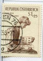 1955 Tag Der Briefmarke Michel # 1023 VERY Fine (24873-108) - 1945-.... 2. Republik
