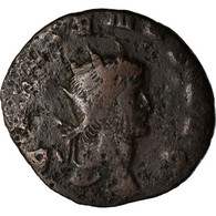 Monnaie, Gallien, Antoninien, 267-268, Roma, TB+, Billon - 5. The Military Crisis (235 AD Tot 284 AD)