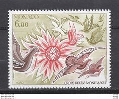 Monaco - YT N° 1247 - Neuf Sans Charnière - 1980 - Unused Stamps