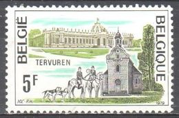 Belgium - 1979 - Fox Hunting - Dogs - Horse - MNH - Ohne Zuordnung