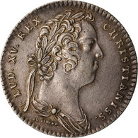 France, Jeton, Royal, 1732, TTB+, Cuivre, Feuardent:2033 - Otros