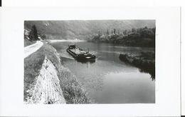 Photo - Péniche - Bateau Boat Schiff - Bateaux
