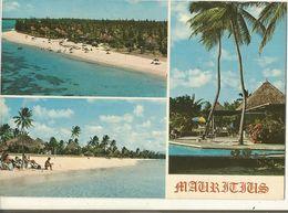 CPM , Ile Maurice , N°58, Trou Aux Biches, Village Hôtel, Ed. M. - Mauritius