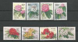 China 1991 Flowers Y.T. 3056/3063 (0) - 1949 - ... Volksrepubliek