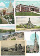 Lot 30 Alte Ansichtskarten USA Querbeet, Viel New York - 5 - 99 Postcards