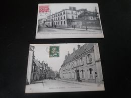 LOT DE 52 CPA /VRAC - VILLES DIVERSES - 5 - 99 Postkaarten
