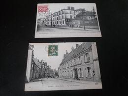 LOT DE 52 CPA /VRAC - VILLES DIVERSES - Postcards