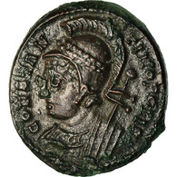 Monnaie, Constantinople, City Commemoratives, Nummus, 330-333, Lyon, TTB, Cuivre - 7. El Impero Christiano (307 / 363)