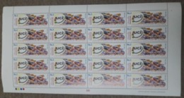 MNH STAMPS Pakistan - The 100th Anniversary Of International Cylying - 2000 - Pakistan