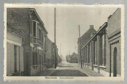 ***  MEERDONK ***   -   Schoolstraat - Sint-Gillis-Waas