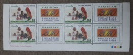MNH STAMPS Pakistan - National Stamp Exhibition - Karachi - 2010 - Pakistan