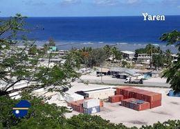Nauru Yaren View New Postcard - Nauru