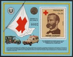 Paraguay 1978 - Mi-Nr. Block 323 ** - MNH - Rotes Kreuz - Paraguay