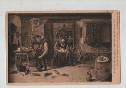 Intérieur De Savetier Musée De Lyon Breckelencamp Quirin Van - Non Classés