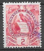 Timbre De 1897 - 94 : N°45 Chez YT. (Voir Commentaires) - Guatemala